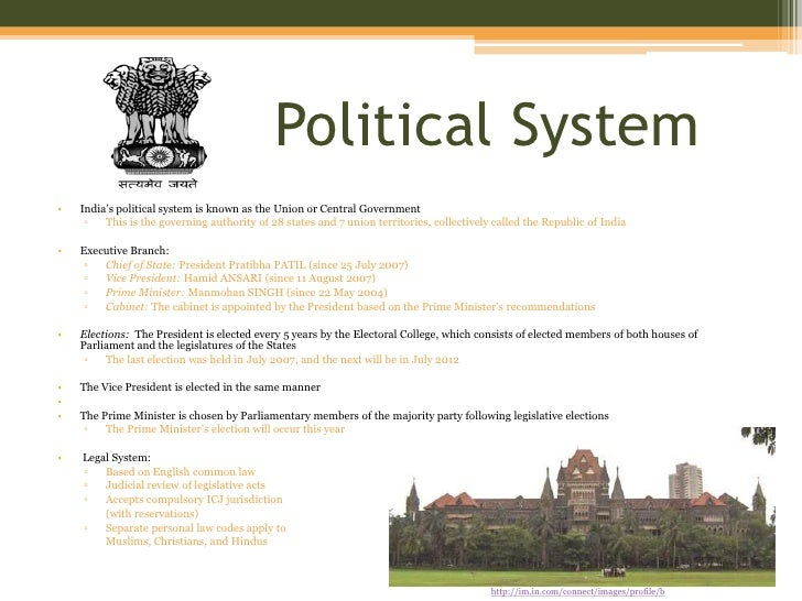 india s political system My government india is a sovereign, socialist, secular, democratic republic with a parliamentary system of government this section seeks to introduce the.