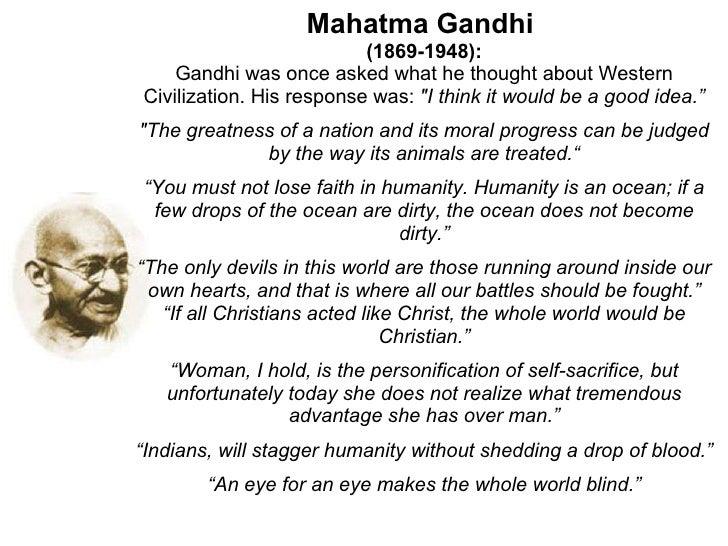 mahatma gandhi essay for kids