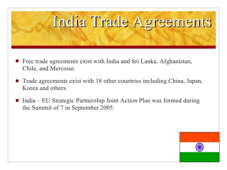 Doing business in india india trade agreements platinumwayz