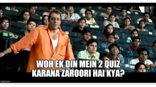 The India Quiz - IIM Ahmedabad and Ahmedabad Quiz Club Slide 3