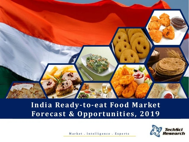 india ready to eat food market forecast