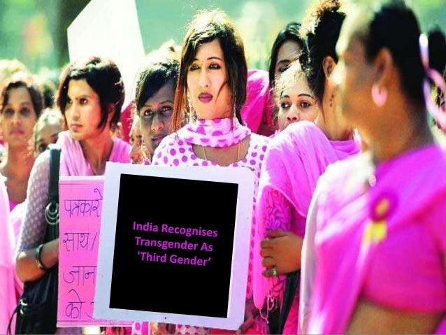 India's Supreme Court has recognised transgender people as a third gender, in a landmark ruling that may offer gay people ...