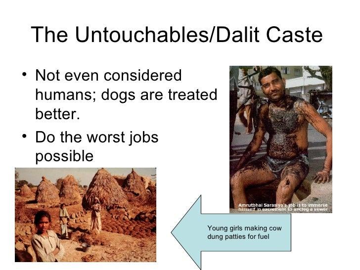 India'S Caste System Presentation