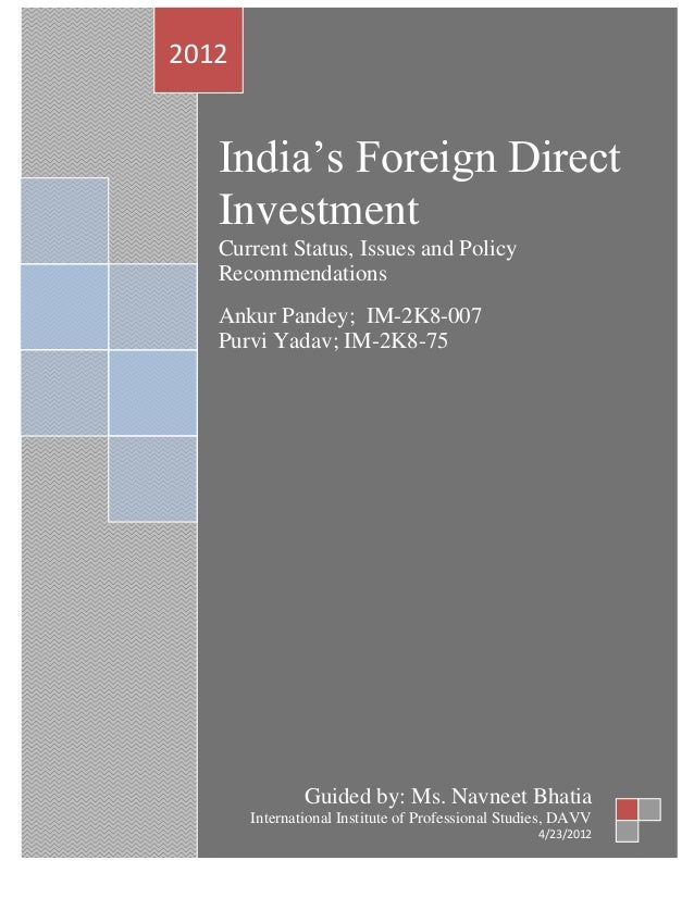 foreign direct investment political ideologies essay Political economy and foreign direct investment case overview – this assignment is intended to give you an opportunity to apply some key concepts from this course in a real world context.