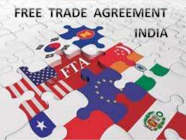 Indias Free Trade Agreement