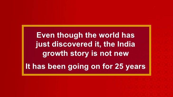 Indias Future Slide 3