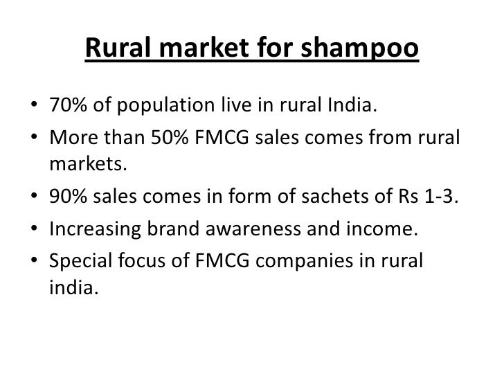 customer perception on fmcg products in rural market Consumer goods are products that are manufactured for use by individuals and sold through retail outlets  consumer goods industry in india fmcg sector  the problems of the farming sector will affect sale in rural areas consumer durables sector.