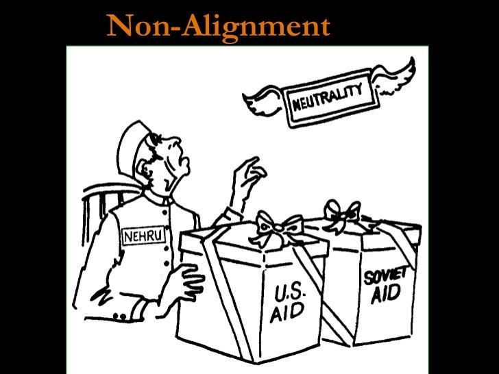 Non-Alignment