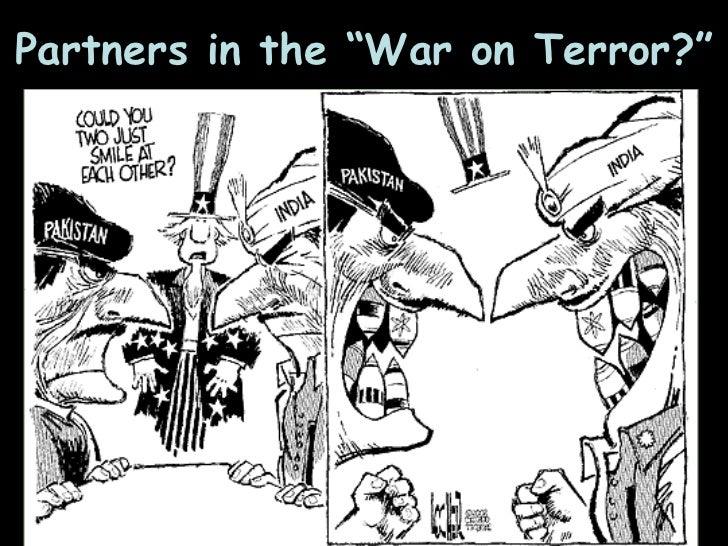 "Partners in the ""War on Terror?"""