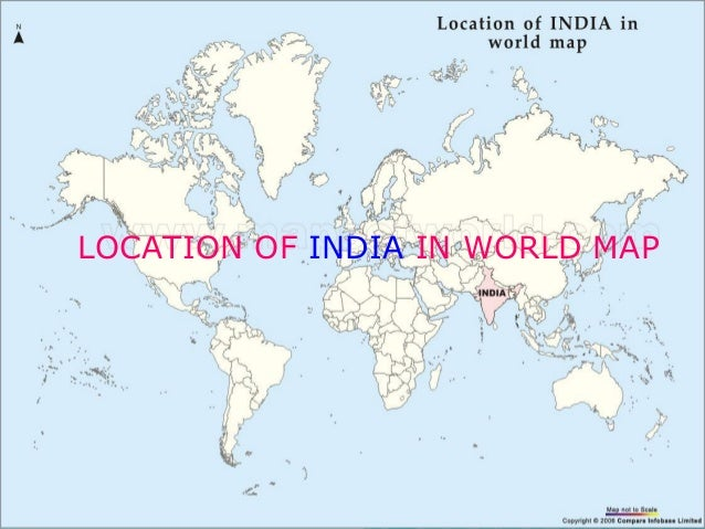 India size and location ch 1 location of india in world map 2 location gumiabroncs Image collections