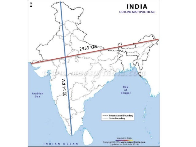 india size and location Sst project work india : size and location india : physical features india, also known by its ancient name bharatvarsha, lies in south asia to the north of the equator the tropic of cancer passes through the centre , cutting the country roughly into two halves.