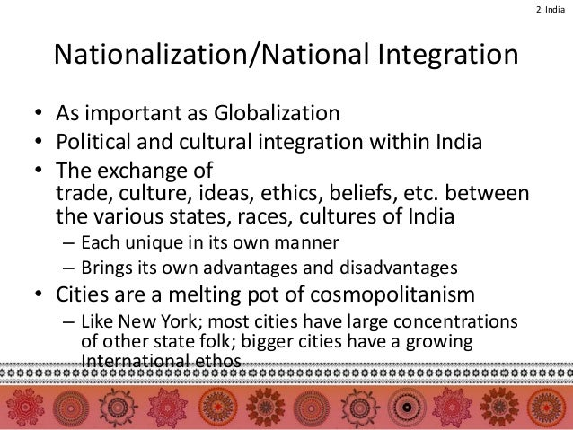 essay on national integration in india