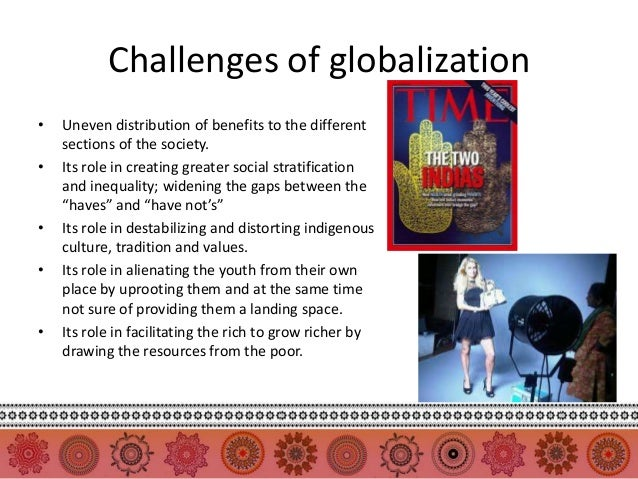 benefits of globalization in india