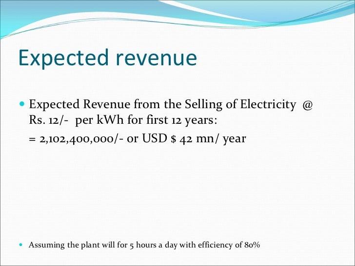India Solar Power Plant Vpc