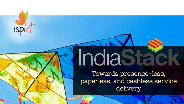 1 Towards presence-less, paperless, and cashless service delivery