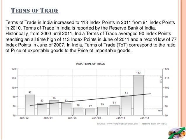 MEASURES TO CORRECT DEFICIT IN BALANCE OF TRADE • Licensing of Imports • Tariff Restrictions • Quantitative Restrictions I...