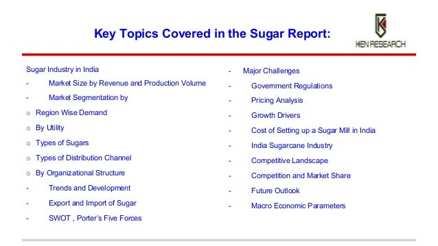 sugar industry analysis In need of sugar production industry data industry statistics are available in this collection of ibisworld uk market research reports view it here today.