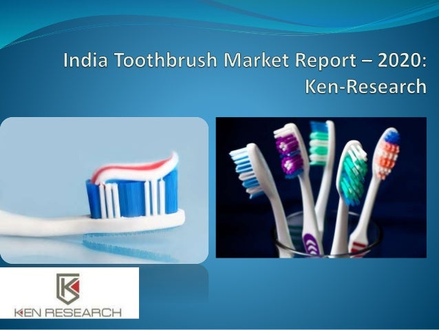 The domestic toothbrush segment has grown considerably over the past five years. The overall toothbrush market stood at IN...