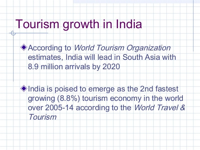 tourism in india essay for class 7
