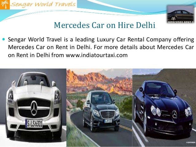 India Tour Taxi Luxury Car Rental In Delhi