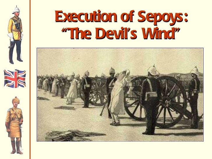 causes of indian mutiny essay The revolt of 1857 which is called 'sepoy mutiny', 'great revolt' and the 'first war of indian independence top 4 causes of the revolt of 1857 in india.