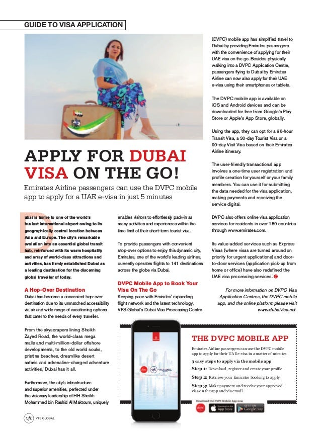 Compass - Visa Application Centre Magazine by Maxposure