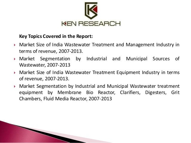 india wastewater treatment and management industry Waste water and its treatment in textile industry matunga, mumbai-400019, india is one of the industry s largest sources of wastewater pollutants.