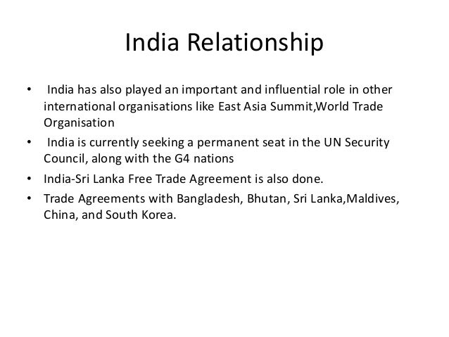 India Wid Other Countries