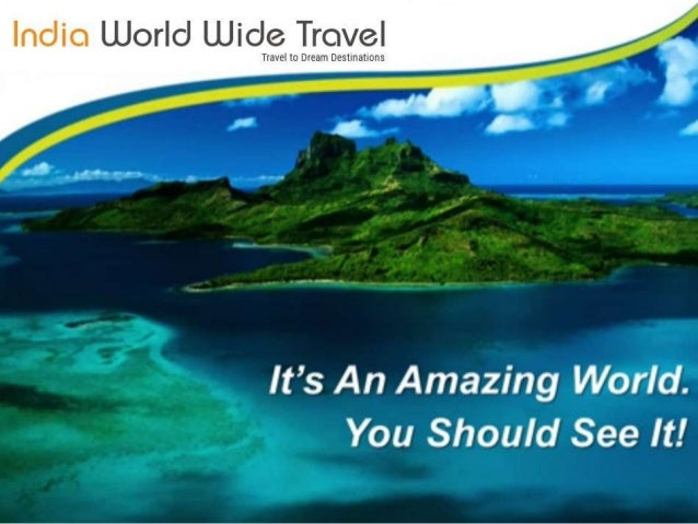 Mission And Vision With Indian World Wide Travel You Will Get Unique Socially Responsible