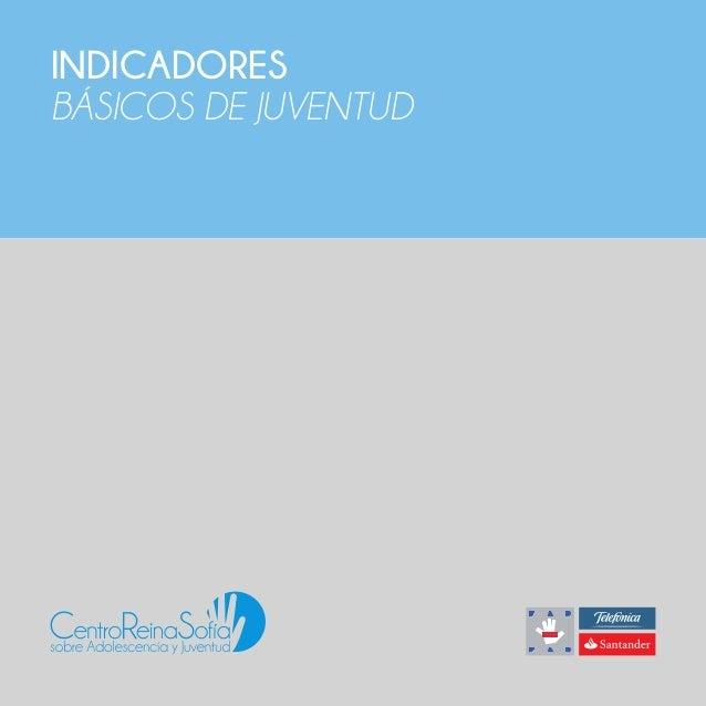 INDICADORES BÁSICOS DE JUVENTUD