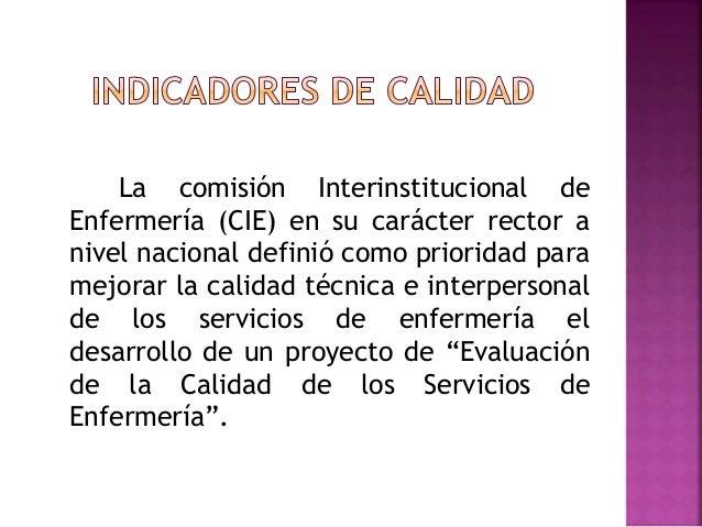 La comisión Interinstitucional de Enfermería (CIE) en su carácter rector a nivel nacional definió como prioridad para mejo...