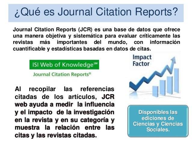 Información de la revista (1) Presionando sobre el hipervínculo del título, el sistema me lleva a la pantalla de informaci...