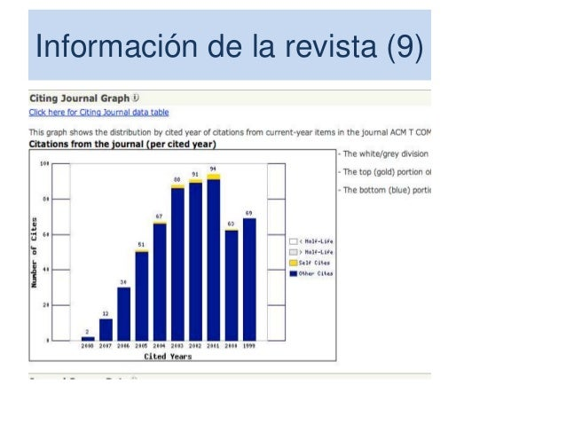 Rey Rocha y col, Nature. 1999, demostraron discrepancias en el IF entre científicos o grupos de investigación de países qu...