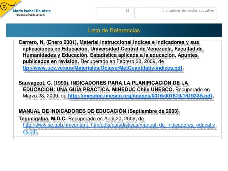 Indicadores sector educativo for Arquitectura para la educacion pdf