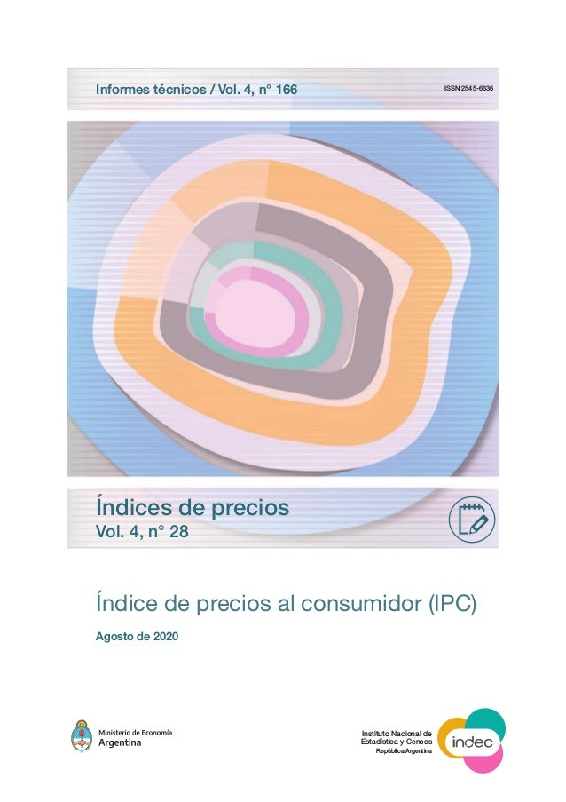 Instituto Nacional de Estadística y Censos República Argentina Índice de precios al consumidor (IPC) ISSN 2545-6636 Índice...