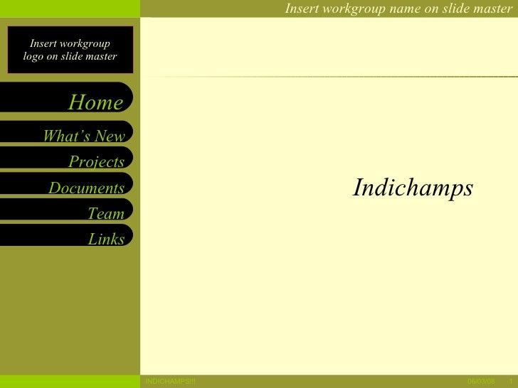 Indichamps