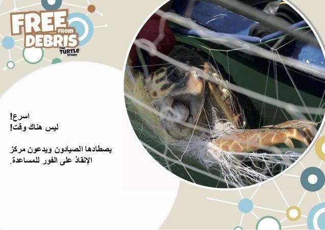 INDICIT - Free From Debris - Arabic Slide 3