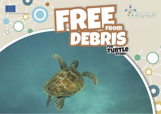 Fishermen were sailing in the Mediterranean Sea, when they spotted a turtle in great danger! Entangled in marine debris, i...