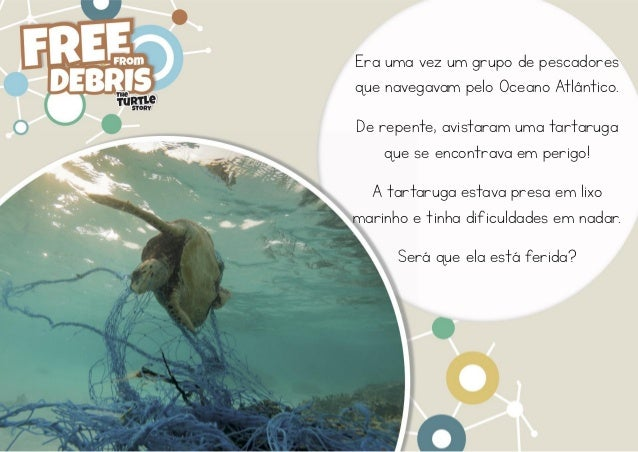 INDICIT - Free From Debris Story - Portuguese Slide 2