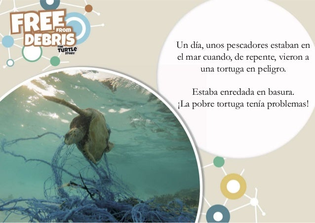 INDICIT - Free From Debris Story - Spanish Slide 2