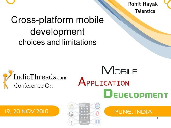 Cross-platform mobile development: choices and limitations