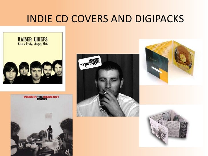 INDIE CD COVERS AND DIGIPACKS<br />