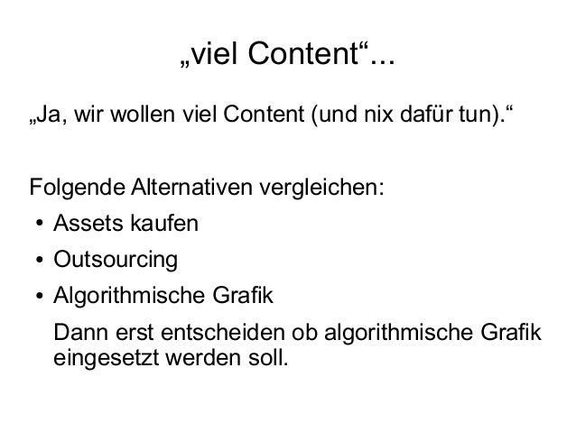 Viel Content: Algorithmische Grafik ✔ Extreme Stückzahlen möglich (1000+!) ✔ Grafiker ohne Kulturbarriere ansprechbar. Gra...
