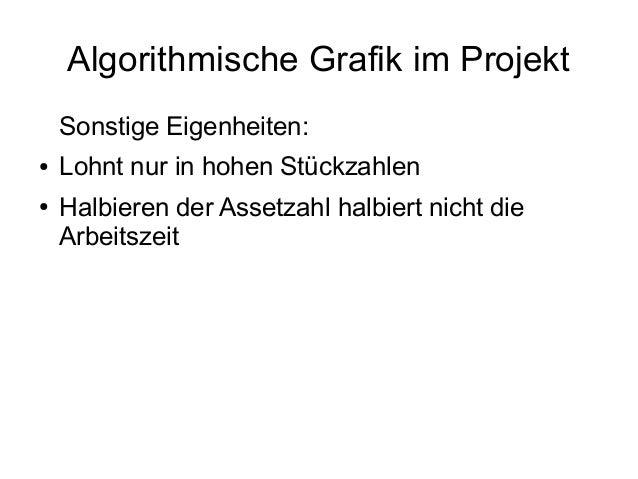 Noch Fragen? Jochen Winkler jwinkler@jochenwinkler.com Links: Link zum Schwerterartikel (Generierte Waffen): http://www.jo...