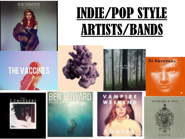 Indie pop research