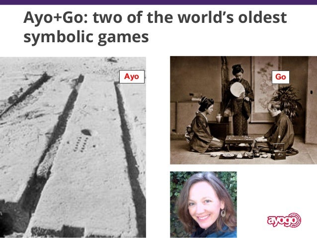 Ayo+Go: two of the world's oldest symbolic games Ayo Go