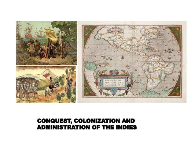 colonization of mexico conquest of the But the feat was not only their exploration, conquest and colonization, but to   and many will say that what happens with mexico, which is also an american.