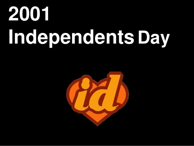 2001 Independents Day
