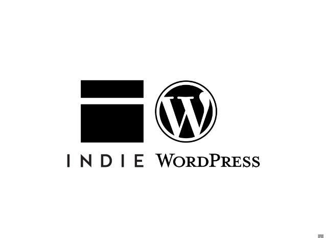 1 2 IndieWordPress Warum haben soziale Netzwerke hat Facebook die privaten Webseiten/Weblogs verdrängt? Was spricht dennoc...