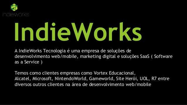Divulgando meu serviço pelo marketing digital - André Jaccon Slide 3